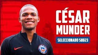 La primera nómina de César Munder l La Roja Sub 23