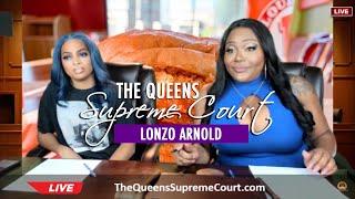 """Ts Madison """"The Queens Supreme Court"""" W/ ALONZO ARNOLD @iamalonzoarnold"""