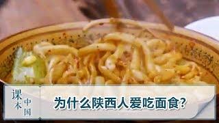 [跟着书本去旅行]陕西人为什么钟情于面食?  课本中国