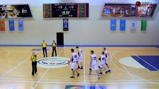 20.11.2015. VSOP - Виталюр. 4-й тур. Высший дивизион. 10 сезон
