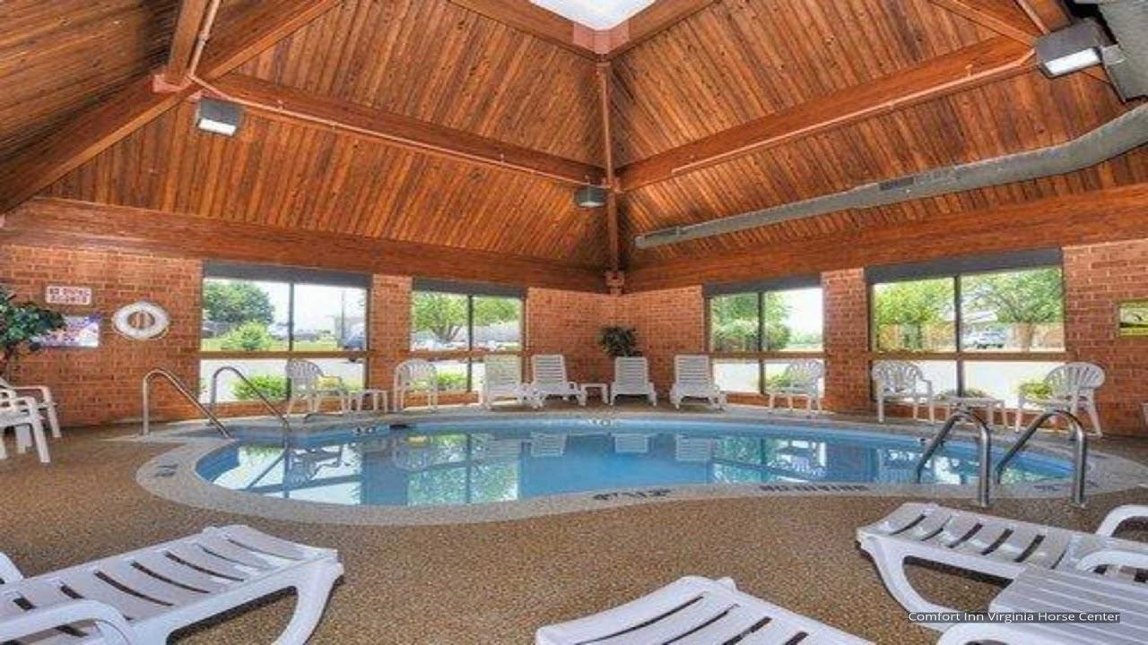 Comfort Inn Virginia Horse Center Youtube