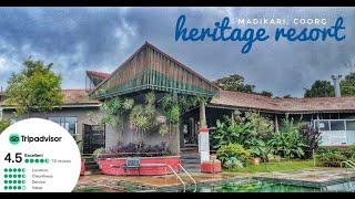 Luxury Stay In Coorg Luxury Resort Coorg Resort Deluxe Cottage Coorg Heritage Resort Coorg