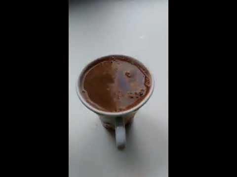 Сколько варится кофе в турке