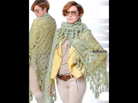 Crochet Patterns For Crochet Shawl Patterns Free Vintage 2456