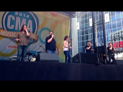 Any Way The Wind Blows— Home Free: LIVE at the CMA's