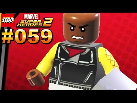 LEGO MARVEL SUPER HEROES 2 #059 Shocker in Manhattan Noir [Deutsch]