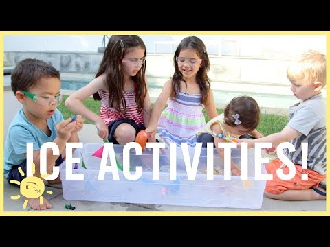 PLAY | 3 Awesome Ice Activities, Pt. 2!