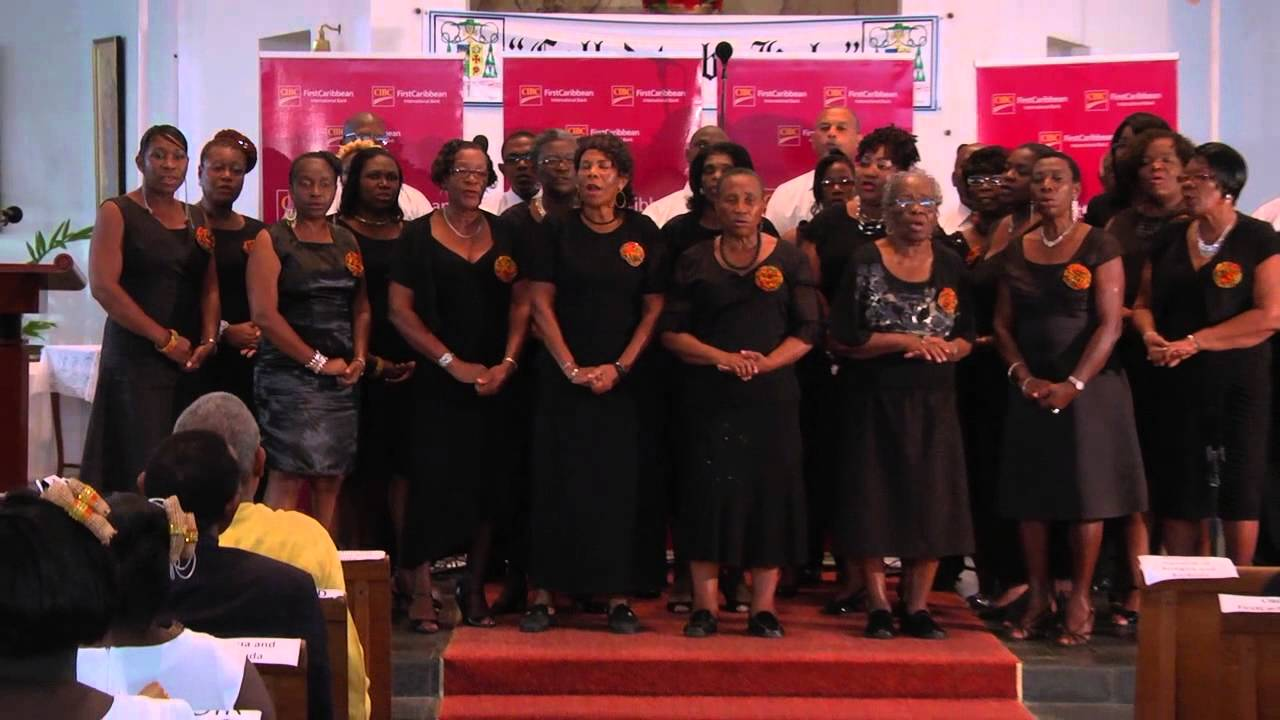 St. George's Anglican Church Choir - YouTube