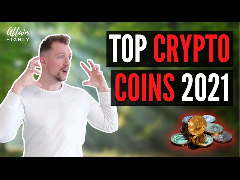 CRYPTOCURRENCY NEWS: Top 10 Best Crypto Coins for 2021 to Buy NOW! 🚀😎🌴