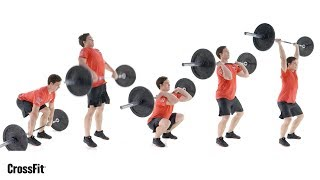 The Clean And Push Jerk