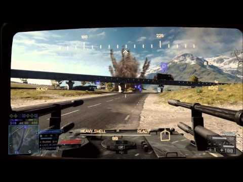 Battlefield 4 Anti Aircraft play PS4