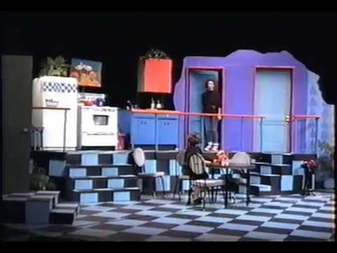 Barefoot in the Park. Act 4