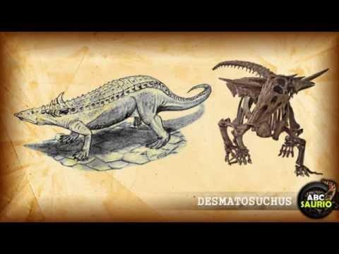 Desmatosuchus | ABCsaurio
