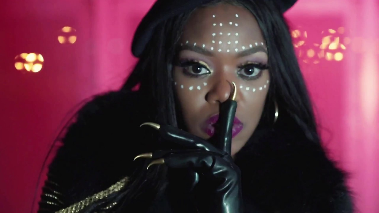 "Lady Leshurr: ""Black Panther"""
