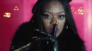 Смотреть клип Lady Leshurr - Black Panther
