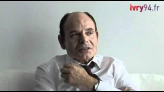 Jean-Pierre Darroussin interviewé par l'Hebdo.net d'Ivry