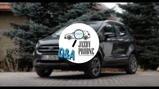 2018 Ford EcoSport 1.0 EcoBoost 125 KM - #1 Q&A Jazdy Próbne