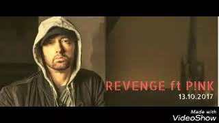 Pink ft. Eminem - Revenge (official Audio)