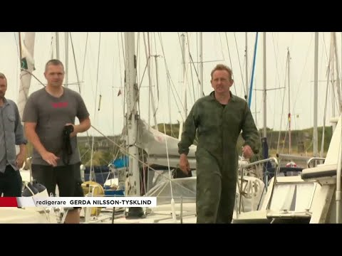 Misstänkts ha orsakat svenskans död - Nyheterna (TV4)
