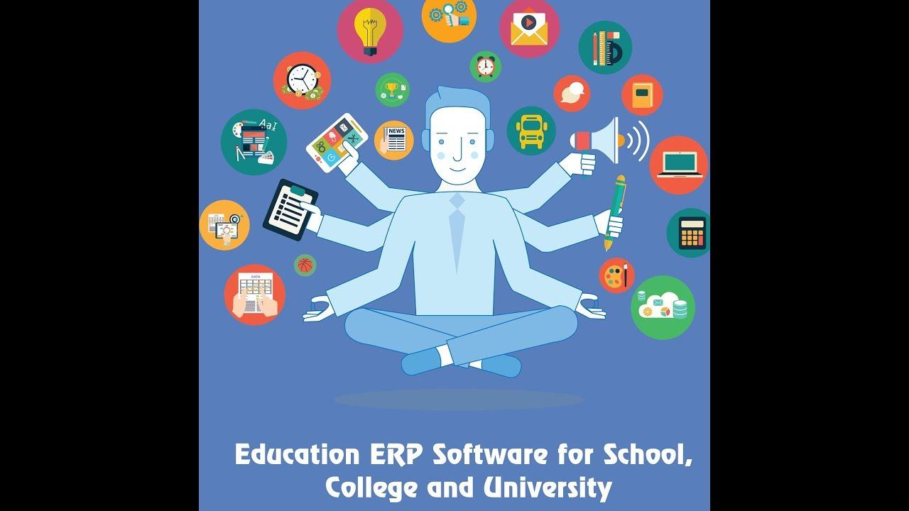 Education ERP Software | School Management ERP Software ...