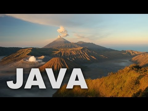 Java, the World's Most Populous Island