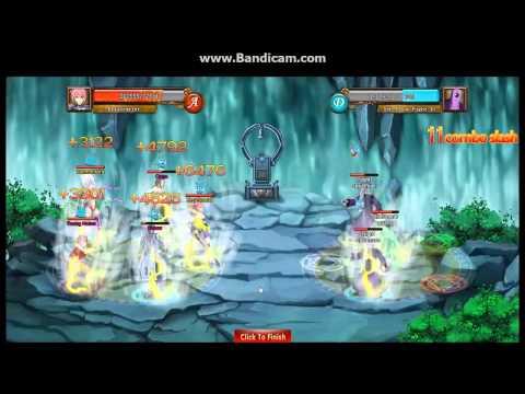Видео обзор игры в контакте Fairy Tail. Хвост феи