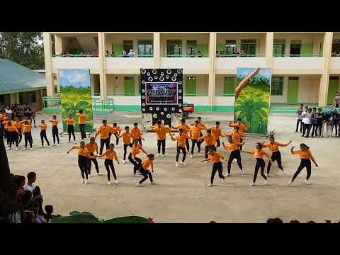 Talisay City National High School HIPHOP COMPETITION CHAMPION Grade 10 CAPA