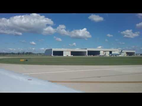 Loading at Indianapolis International Airport
