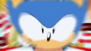 Animação de abertura de Sonic Mania reimaginada.