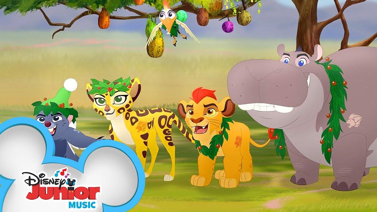 Download The Twelve Ways of Christmas | Music Video | The Lion Guard | Disney Junior