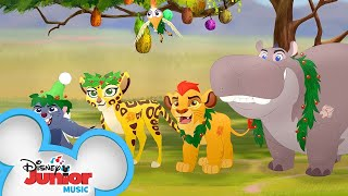 The Twelve Ways of Christmas | Music Video | The Lion Guard | Disney Junior thumbnail