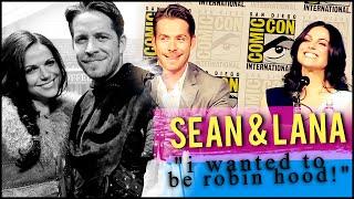 "►Sean & Lana | ""I wanted to be Robin Hood!"""