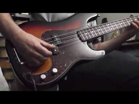 Fender American Standard Precision Bass - Test