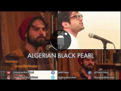 Algerian Black Pearl #3 Dave McAlinden