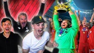 LIVERPOOL VS CHELSEA FAN REACTION (SUPER CUP 2019)