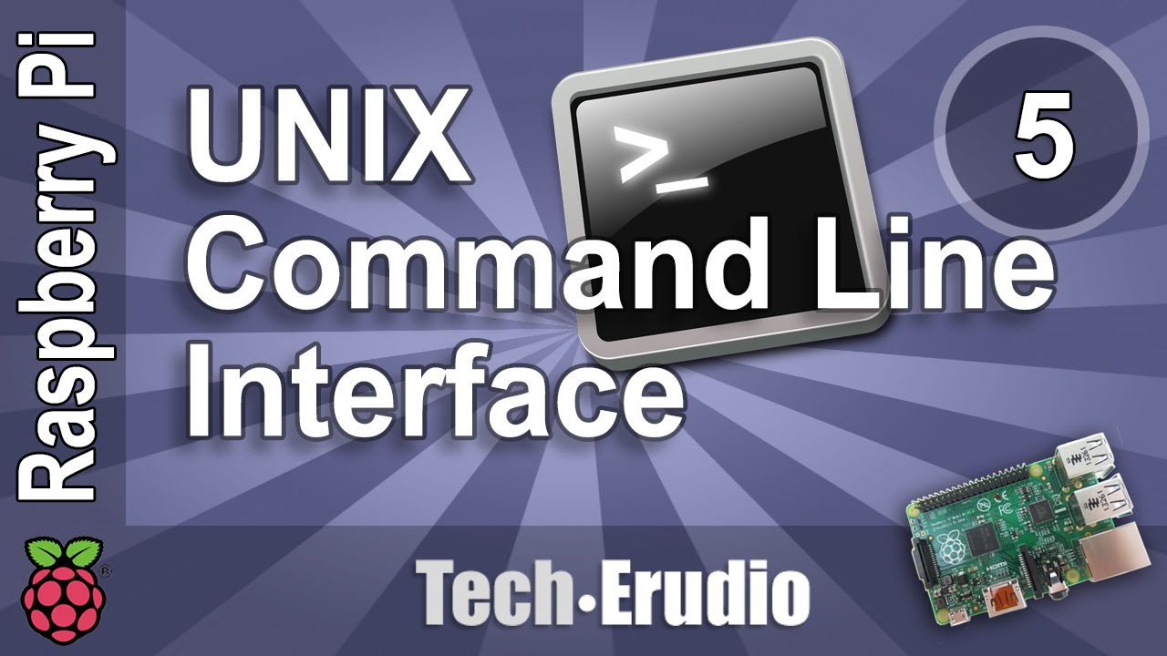 Raspberry Pi Tutorial 5 Getting Around In The Unix