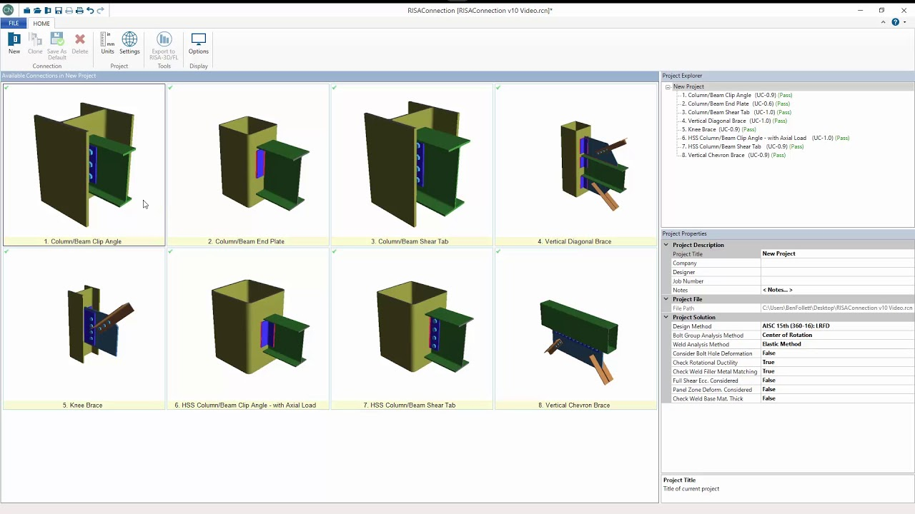 RISA - Structural Engineering Software for Analysis & Design