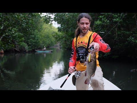 Walker Fishing In Sri Lanka
