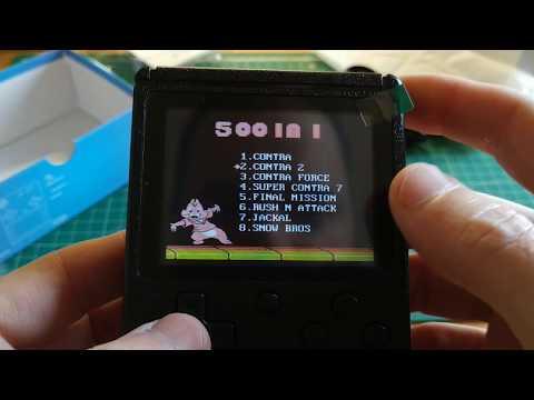 Ragebee 500IN1 Game