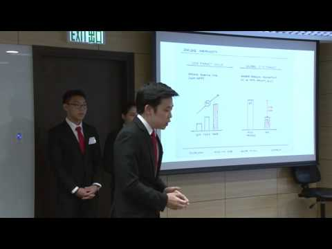 2016 Round 3 B1 HSBC/HKU Asia Pacific Business Case Competition