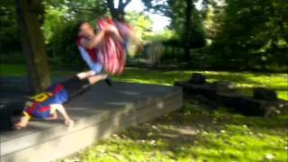 Flips at the park 2011