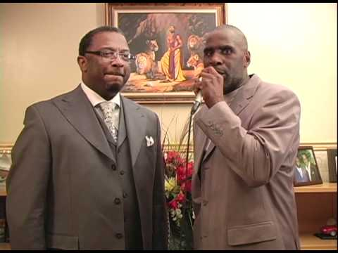 Interview With Pastor George Haynes (Damascus Road Shield of Faith Church - Raytown, MO)