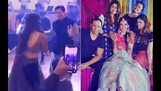 Sumeet Vyas-Ekta Kaul Groove To Dhol Beats; To-Be-Bride Flaunts Mehendi   SpotboyE