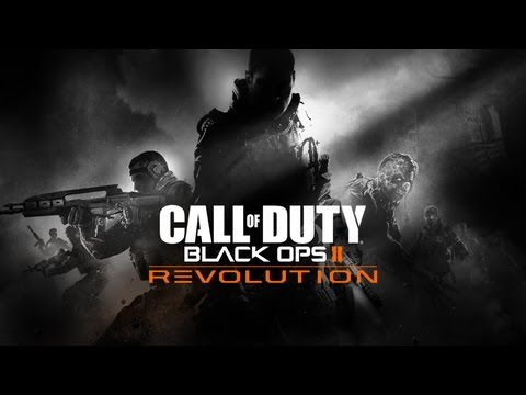 Revolution DLC Map Pack Preview - Official Call of Duty: Black Ops 2 Video