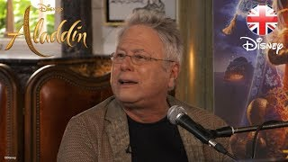 ALADDIN | An Afternoon with Alan Menken - Sing-Along  | Official Disney UK
