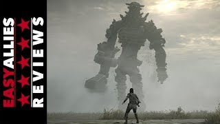 Shadow of the Colossus (PS4) - Easy Allies Review (Video Game Video Review)