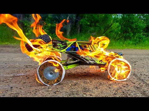 Infernal RC Car - The Best Handmade Wheels | Wilimovich live