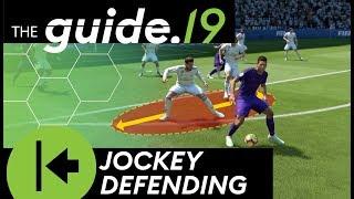 THE MOST IMPORTANT DEFENDING TECHNIQUE! | Jockey Defending in 1v1 & Intercept Passes [FIFA Tutorial]