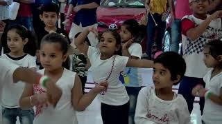 Trending Nakhra   Kids Fun Dance At Mall   Amrit Maan   Bhangra   Step2Step Kids Dance Choreography