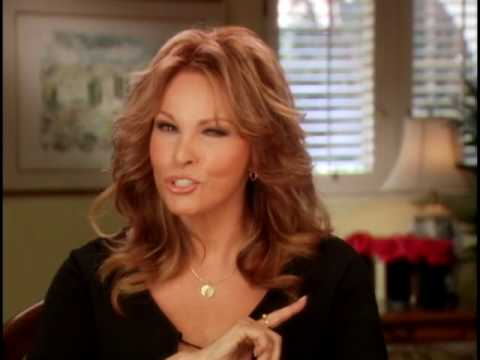 Raquel Welch Goes Beyond The Cleavage - The ageless star still making us laugh!